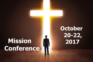 Mission Conference 2017 - The Exclusivity of Christ in Missions